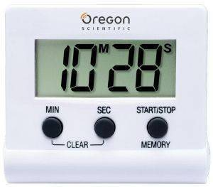 OREGON SCIENTIFIC TR112 TIMER WITH MEMORY