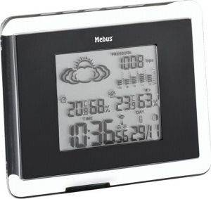 MEBUS 40305 WIRELESS WEATHER STATION gadgets weather stations weather stations