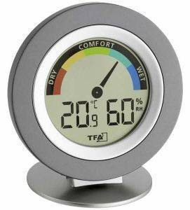 TFA 30.5019 COSY DIGITAL THERMO-HYGROMETER gadgets weather stations weather stations