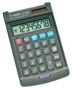 CANON LS-39E CP gadgets εξυπνα   χρησιμα για το γραφειο