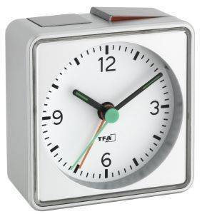 TFA 60.1013.54 PUSH ELECTRONIC ALARM CLOCK