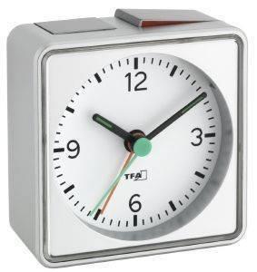 TFA 60.1013.54 PUSH ELECTRONIC ALARM CLOCK gadgets ρολογια επιτραπεζια