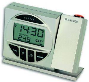 TFA 98.1009 RADIO CONTROLLED PROJECTION CLOCK gadgets ρολογια επιτραπεζια