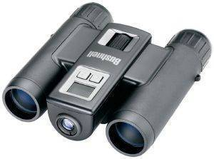 BUSHNELL IMAGEVIEW 10X25MM DIGITAL CAMERA BINOCULAR BLACK 111026
