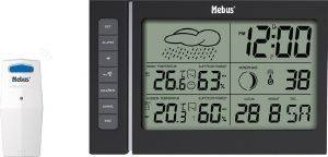 MEBUS 40345 WIRELESS WEATHER STATION gadgets weather stations weather stations