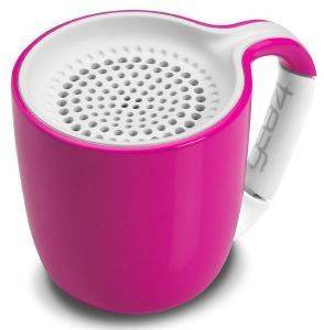 GEAR4 ESPRESSO BLUETOOTH SPEAKER PINK