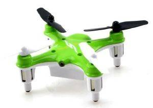 SYMA X12S NANO 2.4G 4CH REMOTE CONTROL QUAD COPTER WITH GYRO GREEN