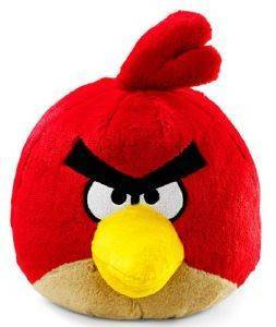 ANGRY BIRDS 022286911535 RED BIRD PLUSH TOY