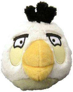 ANGRY BIRDS 13CM WHITE 0022286911535