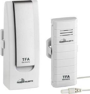 TFA 31400202 WEATHERHUB TEMPERATURE MONITOR STARTER SET 2 gadgets weather stations weather stations
