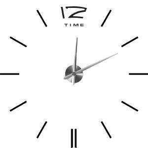ESPERANZA EHC007K KITCHEN WALL CLOCK SAN MARINO BLACK