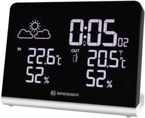 BRESSER TEMEO TB RADIO CONTROLLED WEATHER STATION gadgets weather stations weather stations