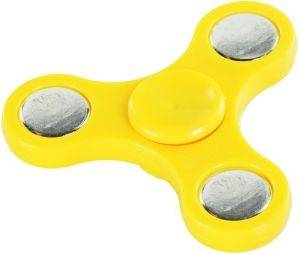 FIDGET SPINNER YELLOW
