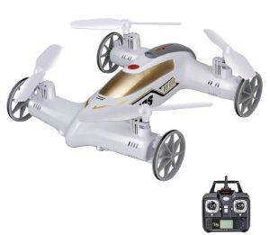 SYMA FLYING CAR X9S 2.4G 4-CHANNEL WITH GYRO WHITE - GOLD