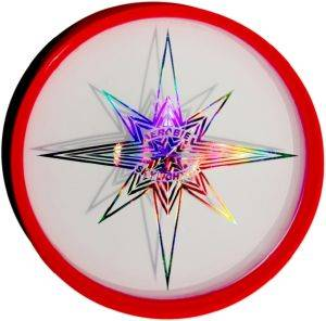 AEROBIE SKYLIGHTER DISC RED
