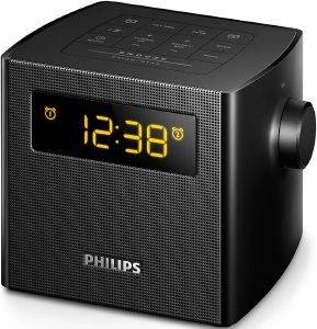 PHILIPS AJ4300B/12 DUAL ALARM CLOCK RADIO
