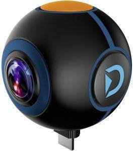 DISCOVERY ADVENTURES HD 1024P 720° ANDROID ACTION CAMERA SPY gadgets ηλεκτρονικα spy gadgets