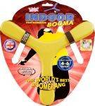 FUN GADGETS - WICKED INDOOR BOOMA YELLOW