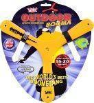 FUN GADGETS - WICKED OUTDOOR BOOMA YELLOW
