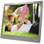 ΨΗΦΙΑΚΕΣ ΚΟΡΝΙΖΕΣ - HAMA 95276 STEEL PREMIUM DIGITAL PHOTO FRAME 10''