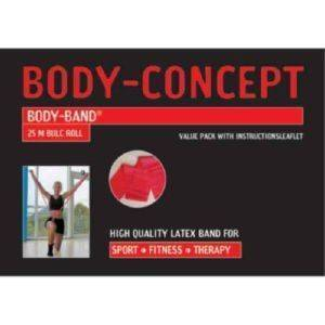 ΛΑΣΤΙΧΟ BODY CONCEPT BODY-BAND (25 M X 10 CM)