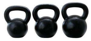 ΒΑΡΟΣ ΜΕ ΛΑΒΗ POWER FORCE KETTLEBELL (4 KG)