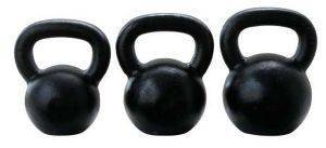 ΒΑΡΟΣ ΜΕ ΛΑΒΗ POWER FORCE KETTLEBELL (12 KG)