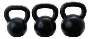 ΒΑΡΟΣ ΜΕ ΛΑΒΗ POWER FORCE KETTLEBELL (20 KG)