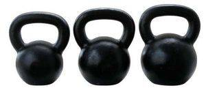 ΒΑΡΟΣ ΜΕ ΛΑΒΗ POWER FORCE KETTLEBELL (24 KG)