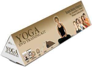 YOGA SET TELEMARKETING (DVD, CD, ΙΜΑΝΤΑΣ, MAT) όργανα γυμναστικής ειδη yoga pilates σετ