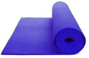 ΣΤΡΩΜΑ RAMOS YOGA MAT ΜΠΛΕ (173 X 60 X 0.4 CM) όργανα γυμναστικής ειδη yoga pilates στρωματα