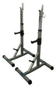 ΟΡΘΟΣΤΑΤΕΣ VIKING BR 28 Το Squat Rack BR 28 της VIKING  μπορεί να χρησιμοποιηθεί σαν αυτόνομο squat rack ή σε συνδυασμό με έναν επίπεδο επικλινή πάγκο ασκήσεων Οι ρυθμιζόμενο
