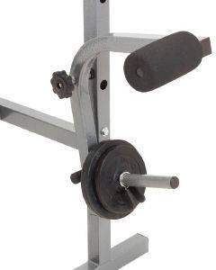 ΠΕΚ ΝΤΕΚ EVERFIT WBK 500 Πεκ ντεκ  πρόσθετο εξάρτημα που προσαρτάται στον πάγκο γυμναστικής WBK 500 Χάρη στην πρωτοποριακή και τεχνολογική εμφάνιση την καλή σχέση ποιότητας τι