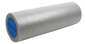 ΚΥΛΙΝΔΡΟΣ ΙΣΟΡΡΟΠΙΑΣ TOORX FOAM ROLLER ΑΣΗΜΙ/ΜΠΛΕ (45 CM) όργανα γυμναστικής ειδη yoga pilates foam rollers