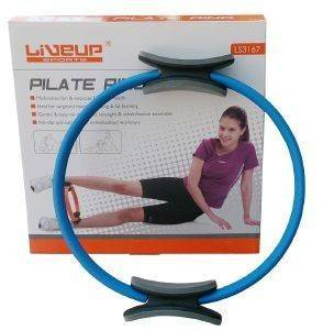 PILATES RING LIVE UP 39 CM ΜΠΛΕ
