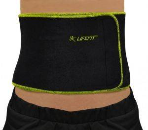 ΖΩΝΗ ΜΕΣΗΣ LIFEFIT COMPRESSIVE BACK SUPPORT ΜΑΥΡΗ