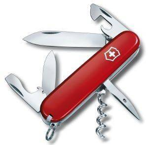 ΣΟΥΓΙΑΣ VICTORINOX SWISS ARMY KNIFE SPARTAN ΚΟΚΚΙΝΟΣ