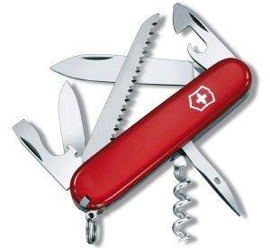 ΣΟΥΓΙΑΣ VICTORINOX SWISS ARMY KNIFE CAMPER