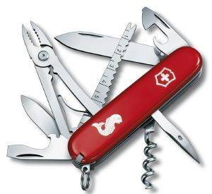 ΣΟΥΓΙΑΣ VICTORINOX SWISS ARMY KNIFE ANGLER