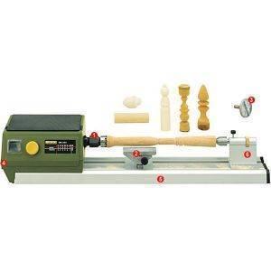 PROXXON ΤΟΡΝΟΣ ΞΥΛΟΥ DB 250 220Volt.85 W.Ηλεκτρονικό.500-5000 στροφές/λεπτό.Μέγεθος ξύλου: 20x400mm.Περιλαμβάνει βασικά εξαρτήματα.Κατάλληλο για εργασίες μοντελισμού σε ξύλο.2,8 kg2702060κατάλληλο για εργασίες μοντελισμού σε ξύλ