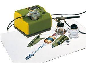 PROXXON ΚΟΜΠΡΕΣΕΡ ΑΕΡΟΣ MINI MK 240 εργαλεία  amp  κήπος κομπρεσερ αεροσ χωρισ καζανι