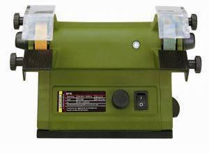 ΗΛΕΚΤΡΙΚΟΣ ΔΙΔΥΜΟΣ ΤΡΟΧΟΣ PROXXON SP/E 100W εργαλεία  amp  κήπος λειανση διδυμοι τροχοι