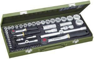 PROXXON ΚΑΣΕΤΙΝΑ CV 55 ΤΕΜΑΧΙΩΝ (2304080) εργαλεία  amp  κήπος κασετινεσ εργαλειων κασετινεσ εργαλειων