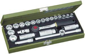 PROXXON ΚΑΣΕΤΙΝΑ CV 20 ΤΕΜΑΧΙΩΝ (2311080) εργαλεία  amp  κήπος κασετινεσ εργαλειων κασετινεσ εργαλειων