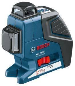 LASER ΓΡΑΜΜΩΝ BOSCH GLL 2-80 P + ΤΡΙΠΟΔΑΣ BOSCH BS 150 0601063205 εργαλεία  amp  κήπος οργανα μετρησησ μετρητεσ γωνιασ και κλισησ