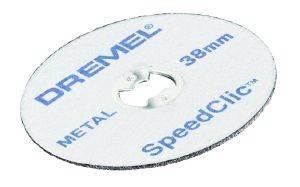 ΤΡΟΧΟΣ ΚΟΠΗΣ DREMEL SC456 38.0MM SPEEDCLIC 2615S456JC εργαλεία  amp  κήπος πολυεργαλεια εξαρτηματα dremel