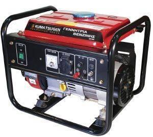 ΗΛΕΚΤΡΟΓΕΝΝΗΤΡΙΑ ΒΕΝΖΙΝΗΣ ΤΕΤΡ/ΝΗ KUMATSUGEN GB1500 3HP εργαλεία  amp  κήπος ηλεκτρογεννητριεσ βενζινησ