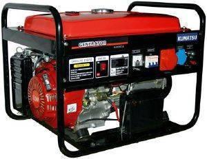 ΗΛΕΚΤΡΟΓΕΝΝΗΤΡΙΑ ΒΕΝΖΙΝΗΣ ΤΕΤΡ/ΝΗ KUMATSUGEN GB6500Μ 13HP εργαλεία  amp  κήπος ηλεκτρογεννητριεσ βενζινησ