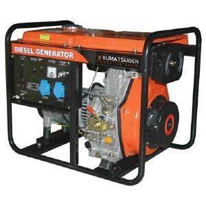 ΗΛΕΚΤΡΟΓΕΝΝΗΤΡΙΑ ΠΕΤΡΕΛΑΙΟΥ ΤΕΤΡ/ΝΗ KUMATSUGEN GP6000M 10,5HP εργαλεία  amp  κήπος ηλεκτρογεννητριεσ πετρελαιου