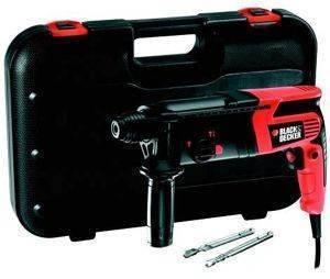 ΗΛΕΚΤΡΙΚΟ ΠΙΣΤΟΛΕΤΟ SDS PLUS BLACK - DECKER KD855KA 550W εργαλεία  amp  κήπος διατρηση βιδωμα περιστοφικα πιστολετα